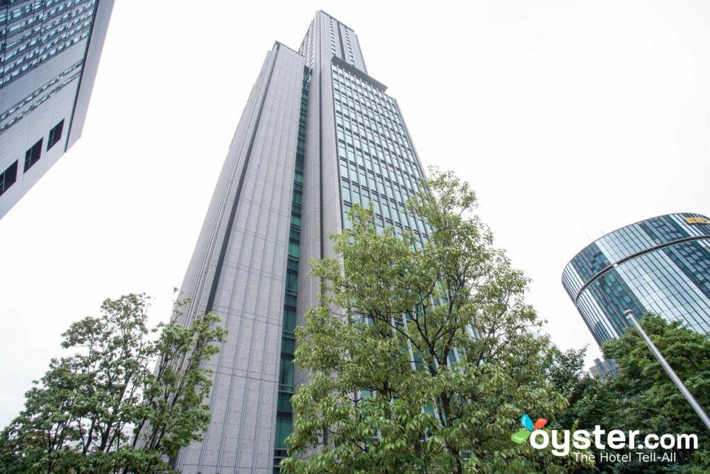 Mitsui Garden Hôtel Ginza Premier / Oyster