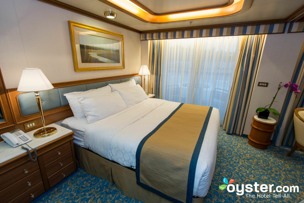The Suite on Ruby Princess/Oyster