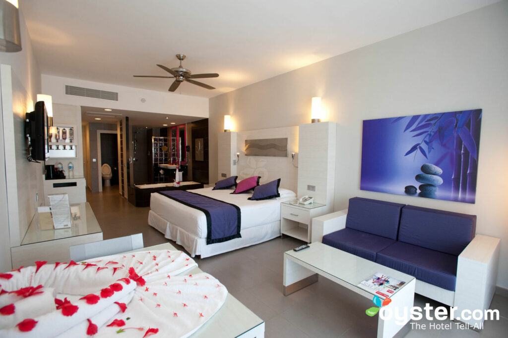 The Superior Suite at the Riu Palace Bavaro
