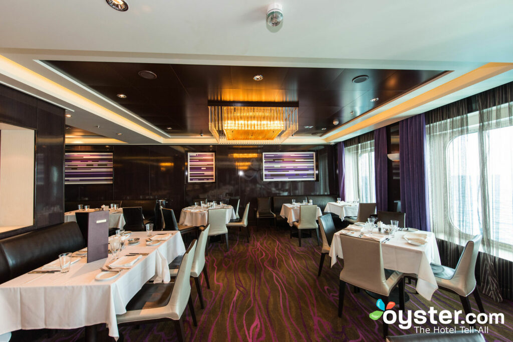 Taste Dining Room on Norwegian Breakaway/Oyster