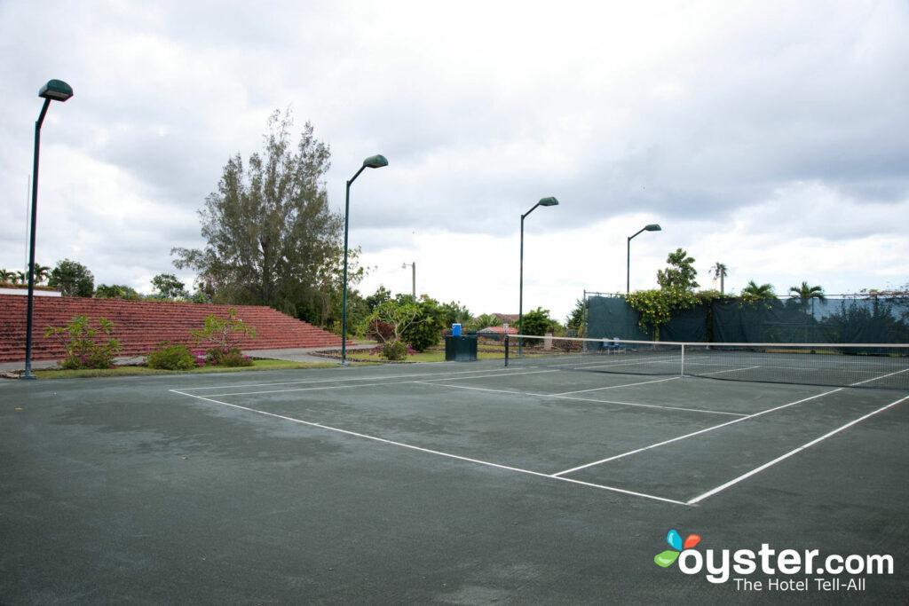 Tennis Courts at Casa de Campo Resort & Villas