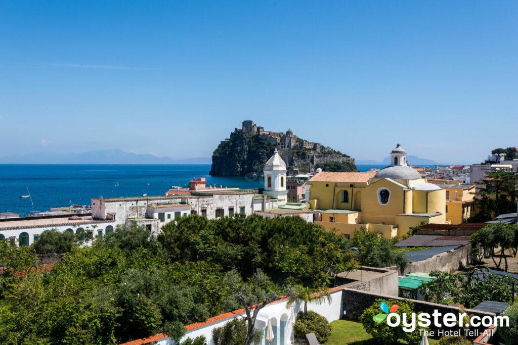 Vista da Villa Durrueli / Oyster