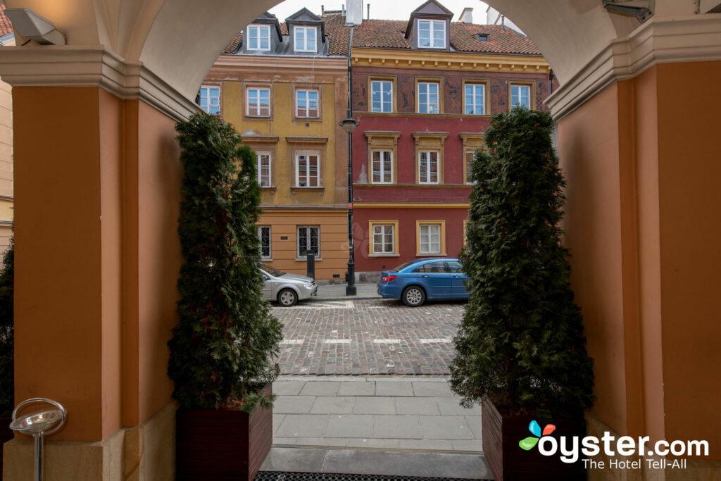 Mamaison Hotel Le Regina Warsaw in Poland