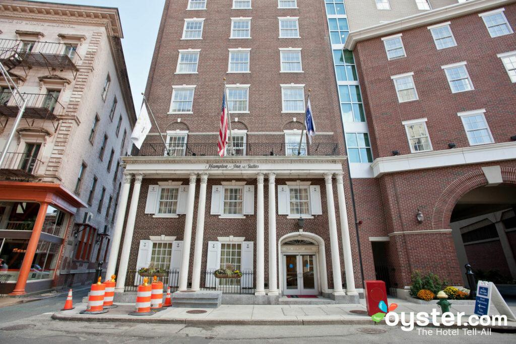Hampton Inn Suites Providence