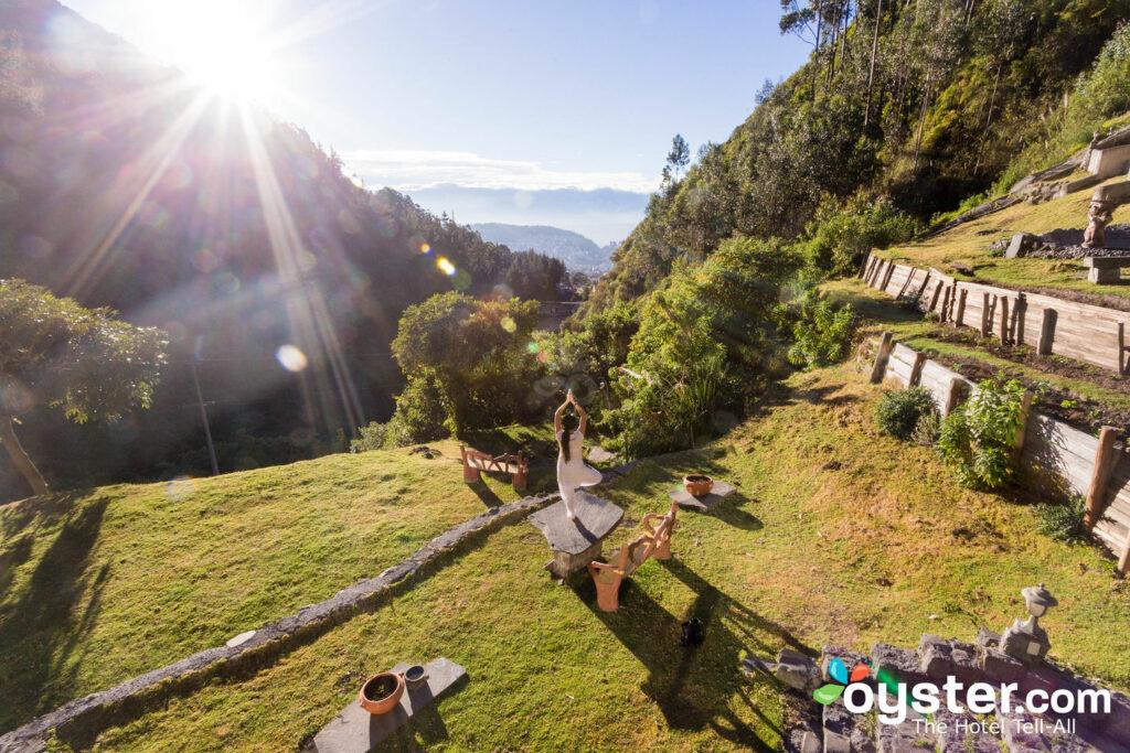 Hacienda Rumiloma em Quito, Equador
