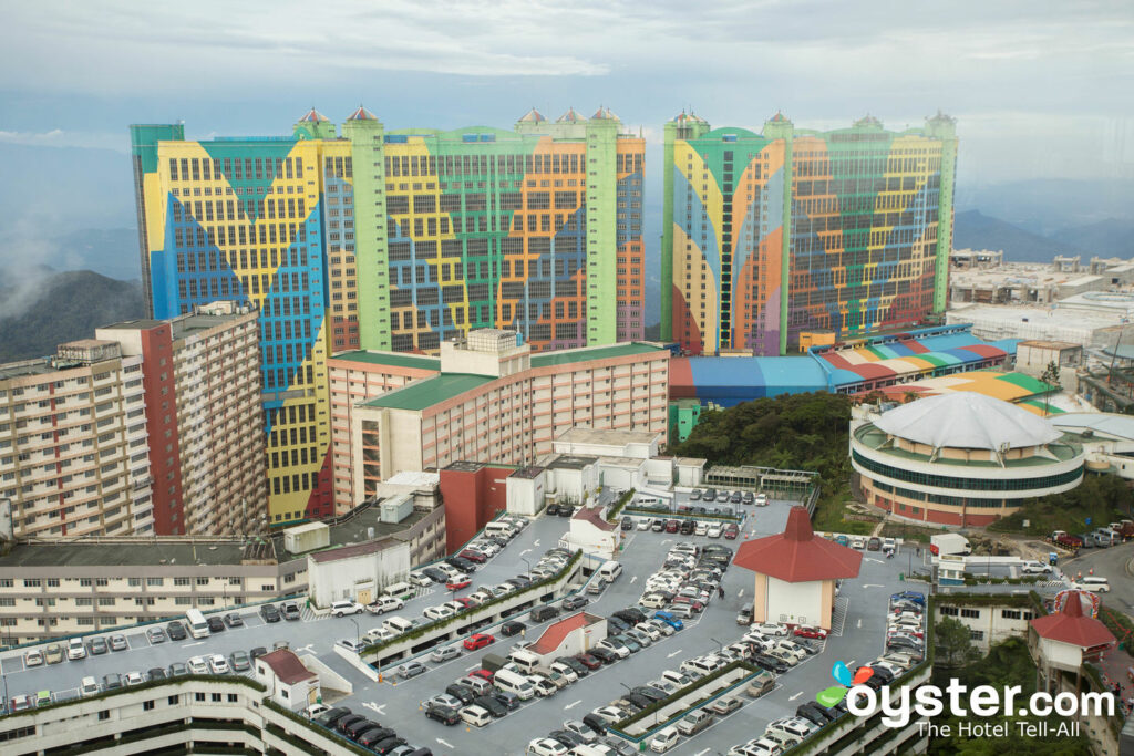 The WorldS Largest Casino