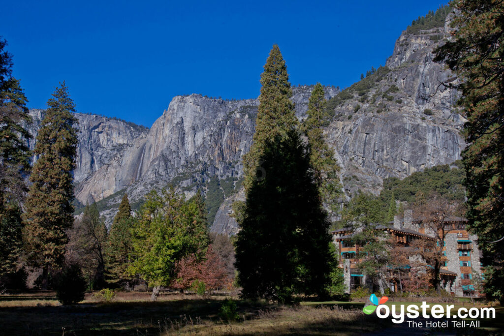 The Majestic Yosemite Hotel / Oyster