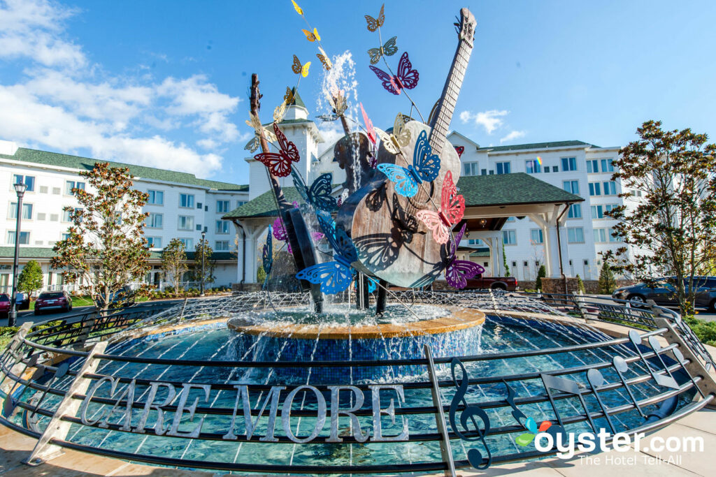 Dollywood's DreamMore Resort e Spa, Pigeon Forge / Oyster