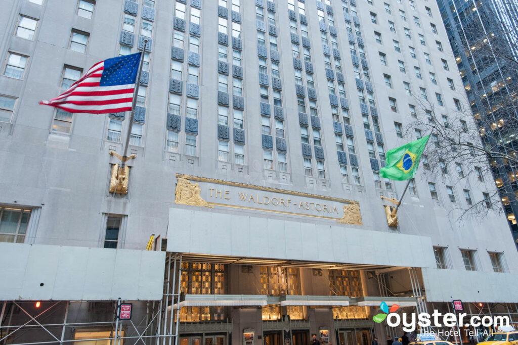 Waldorf Astoria New York Detailed Review, Photos & Rates (2019 ...