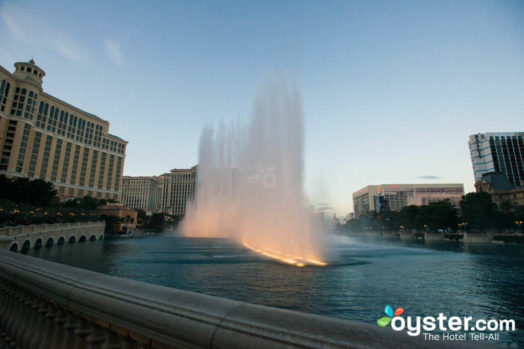 Swell Bellagio Las Vegas Review Updated Rates Sep 2019 Home Interior And Landscaping Oversignezvosmurscom