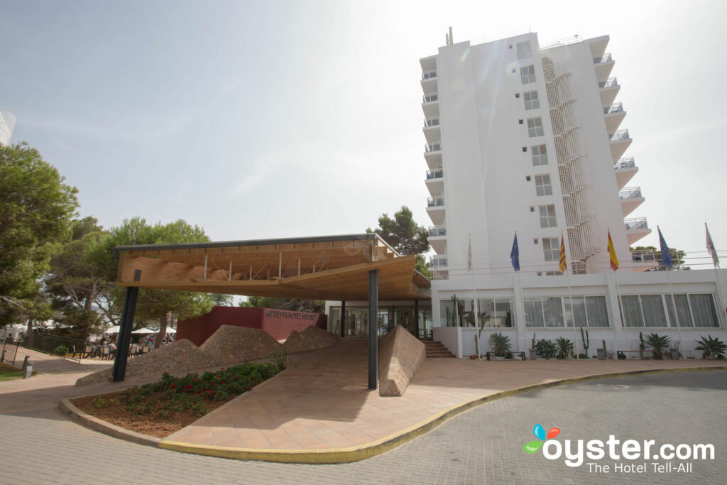 Amare Beach Hotel Ibiza Detailed Review, Photos & Rates