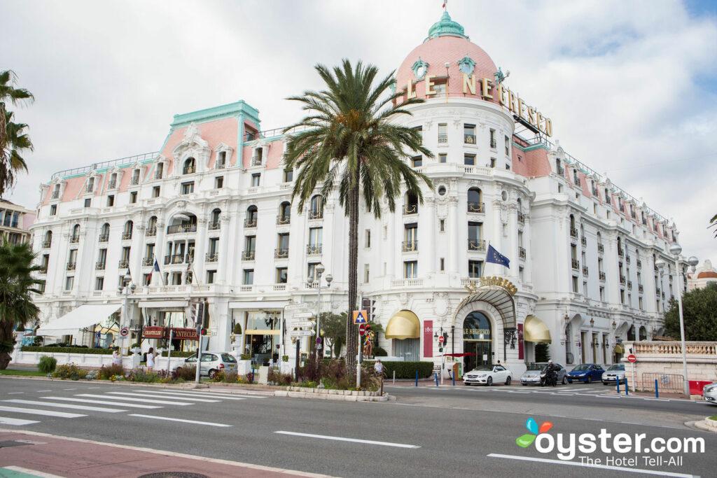 Hotel Negresco, Nice/Oyster