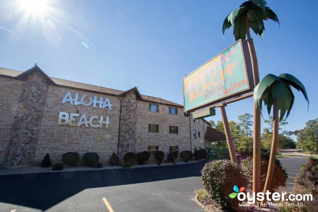 Aloha Beach Resort Suites Review
