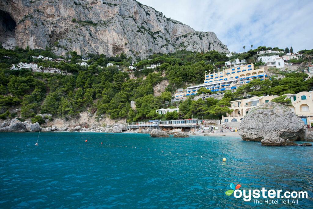 Hotel Weber Ambassador Capri Review What To Really Expect