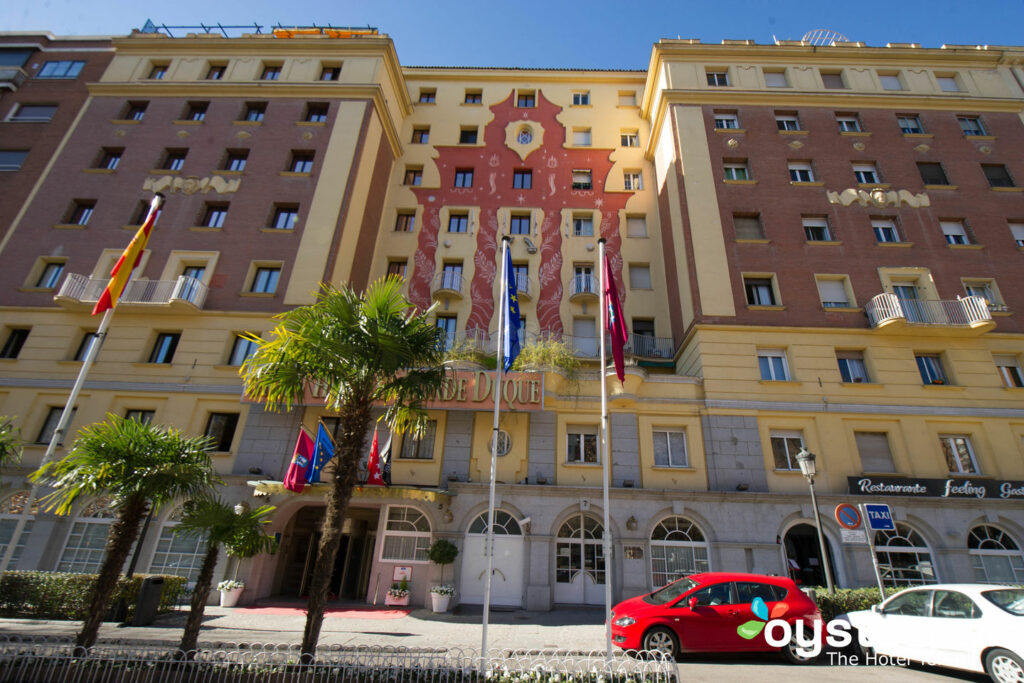 Hotel one shot luchana 22 detailed review photos rates - One shot hotels madrid ...