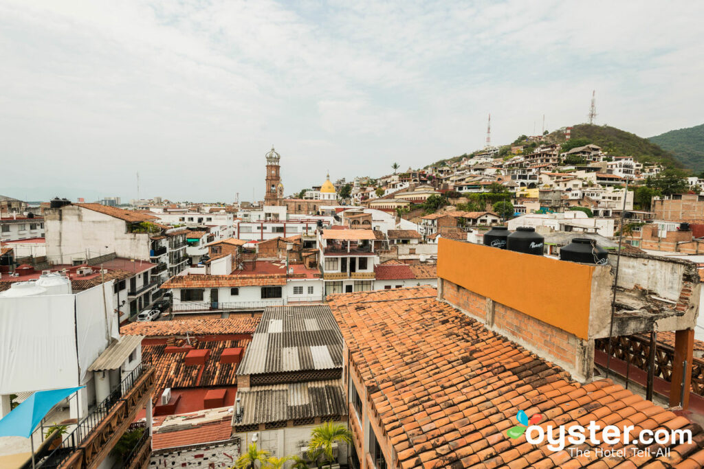 View from Catedral Vallarta Boutique Hotel/Oyster