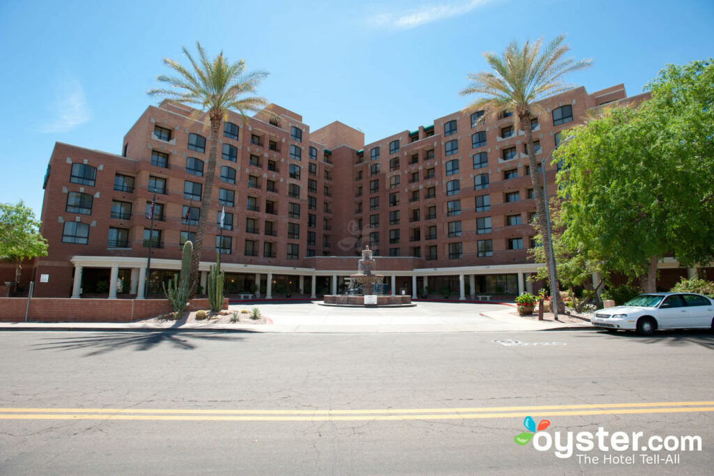 Scottsdale Marriott Suites Old Town Detailed Review Photos Rates