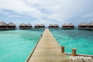 The Mirihi Island Resort that I never got to visit