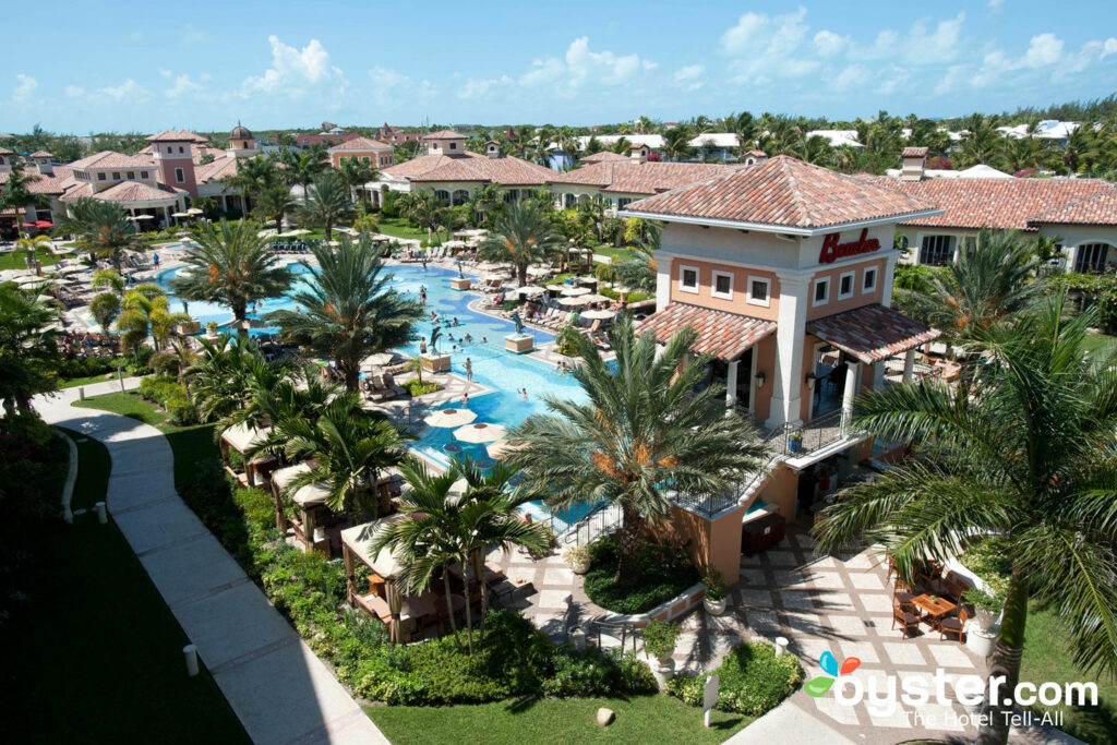 Villa italiana en las playas Turks and Caicos Resort Villages and Spa