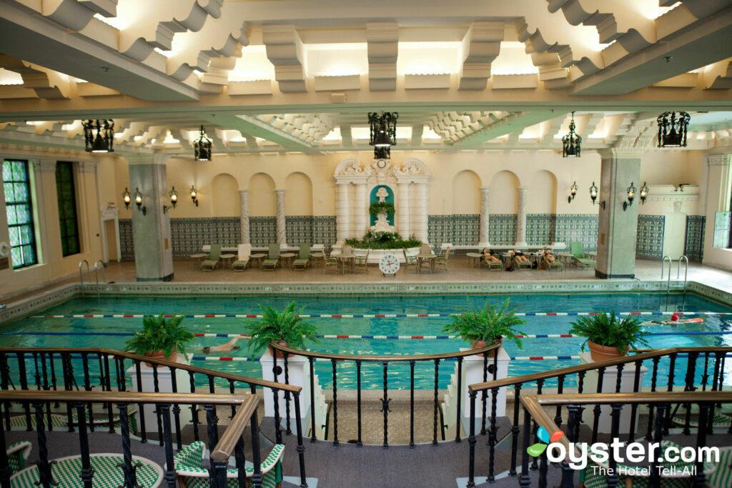 The Pool en el InterContinental Chicago