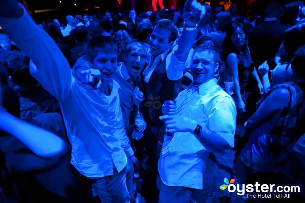 Tryst bei Encore bei Wynn Las Vegas / Oyster