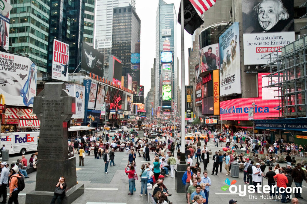 Times Square en Manhattan