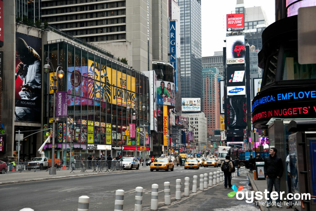 Times Square / Oyster