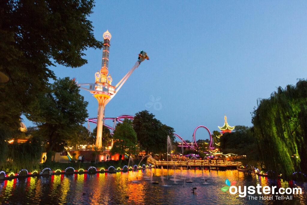Tivoli Gardens/Oyster