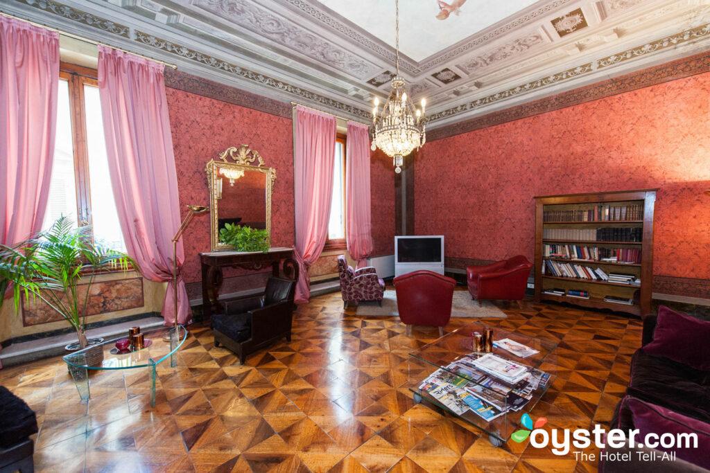 Hotel Orto De Medici La Terrazza Dell Orto Bar At The