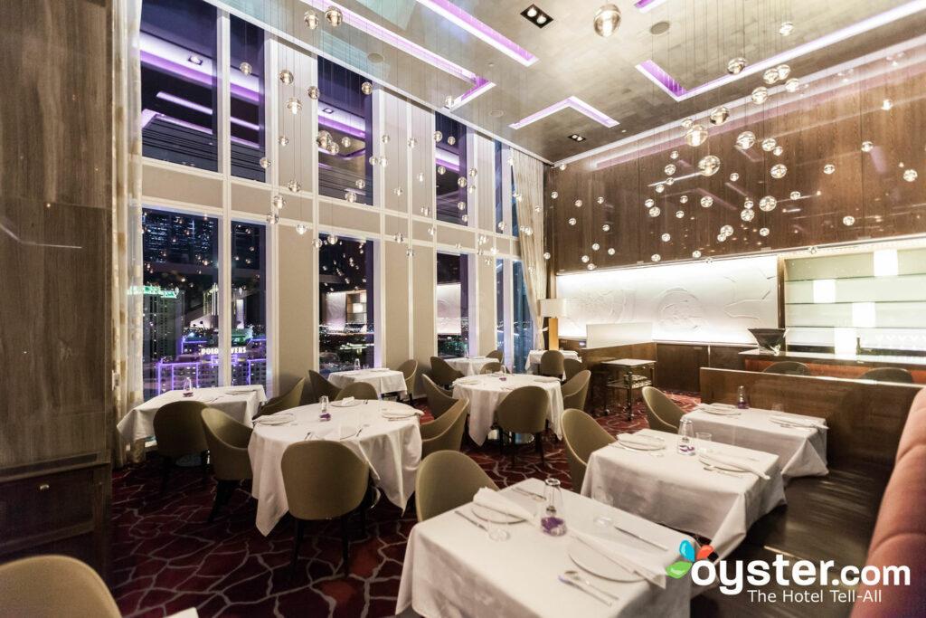 Twist Restaurant at the Waldorf Astoria Las Vegas