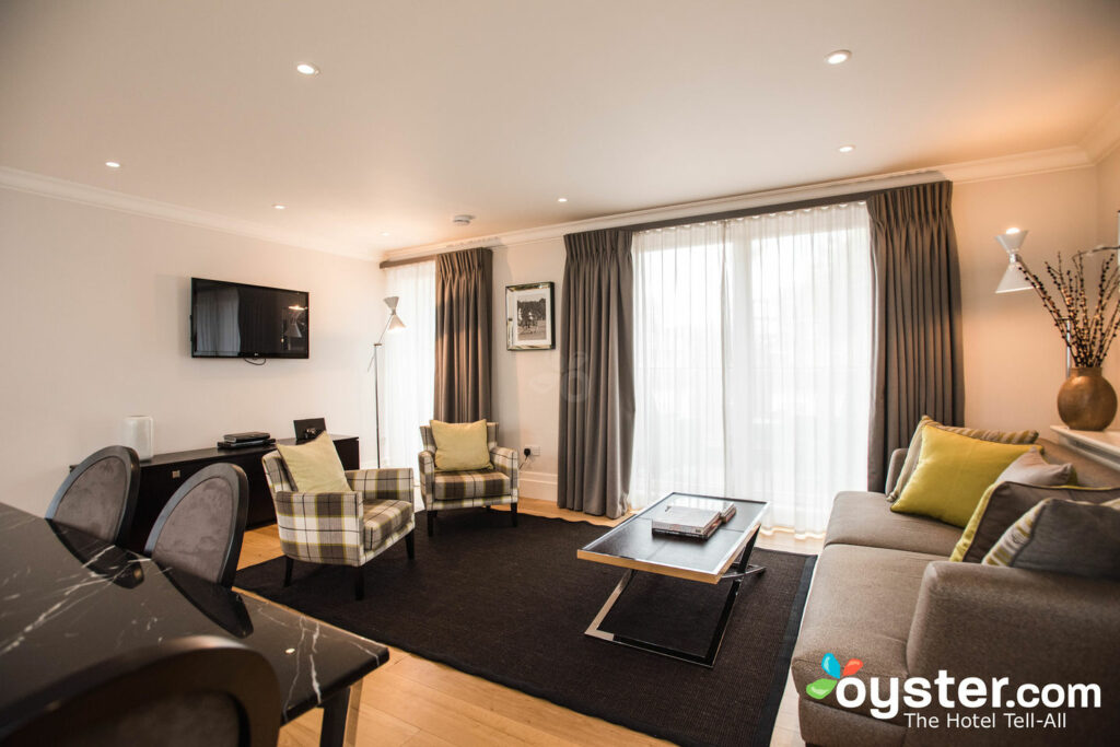 Le penthouse deux chambres de Go Native Mayfair / Oyster