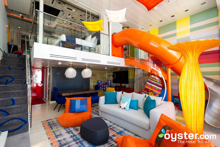 Ultimate Family Suite en Symphony of the Seas / Oyster