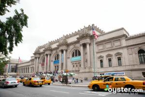 The Metropolitan Museum of Art/Oyster