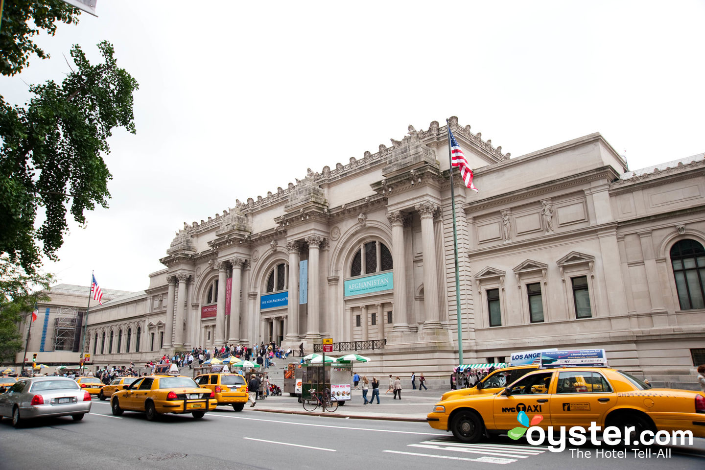 The Metropolitan Museum of Art/Oyster
