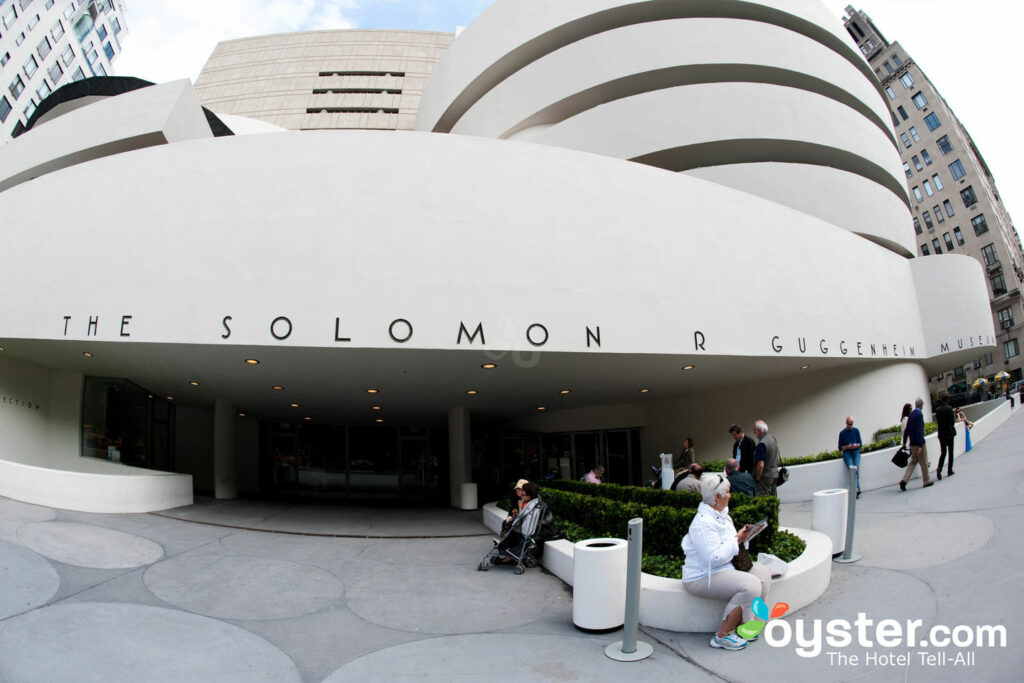 The Guggenheim Museum/Oyster