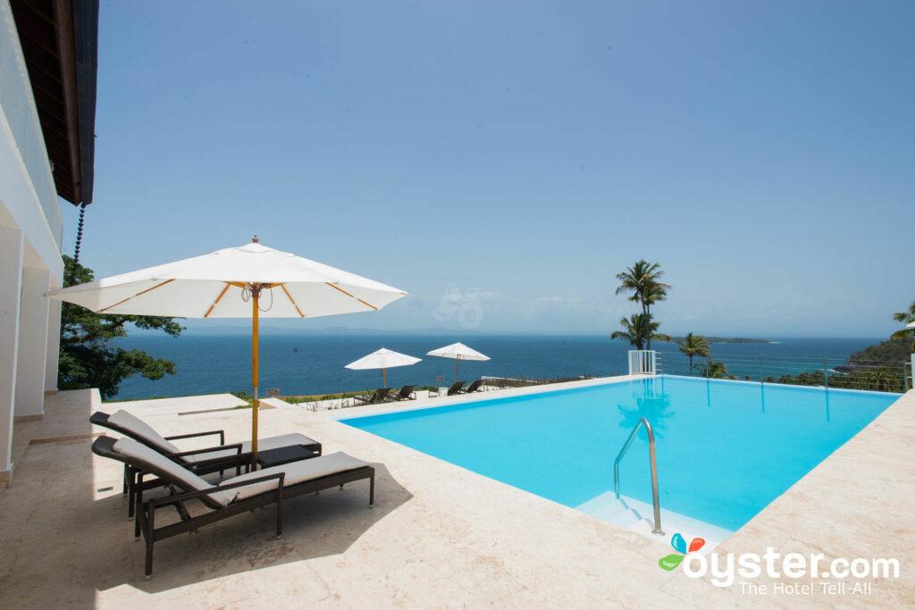 Upper Pool at Xeliter Vista Mare Samana, République dominicaine / Huître