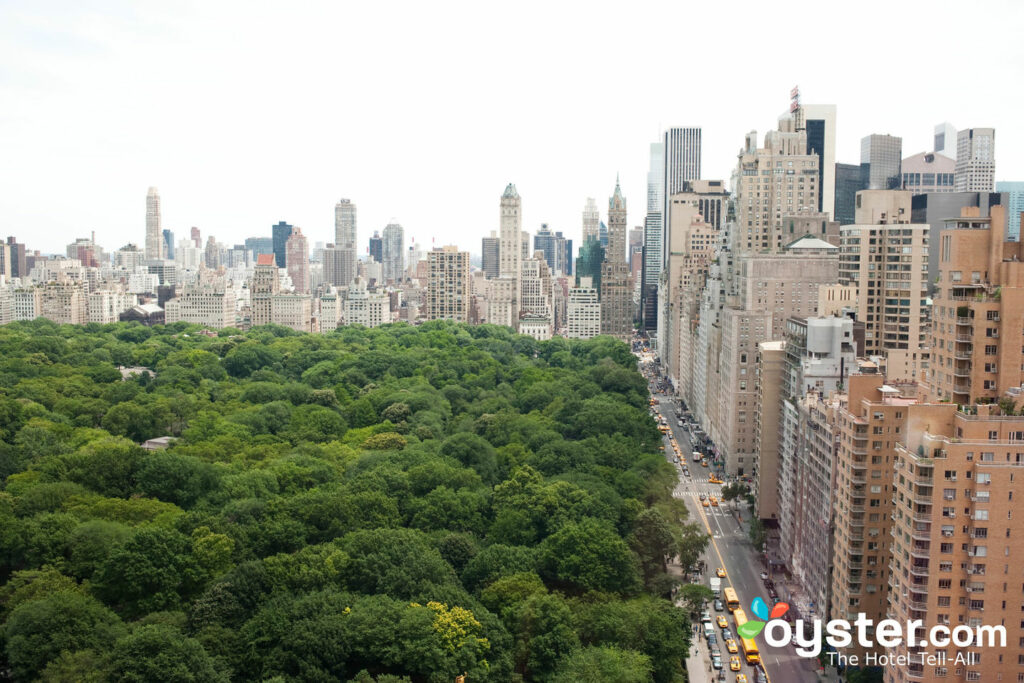 Vue de Central Park, New York City