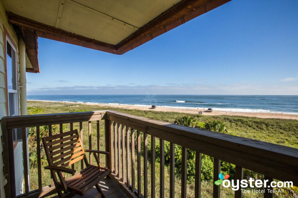 Velano Suite at The Saint Augustine Beach House/Oyster