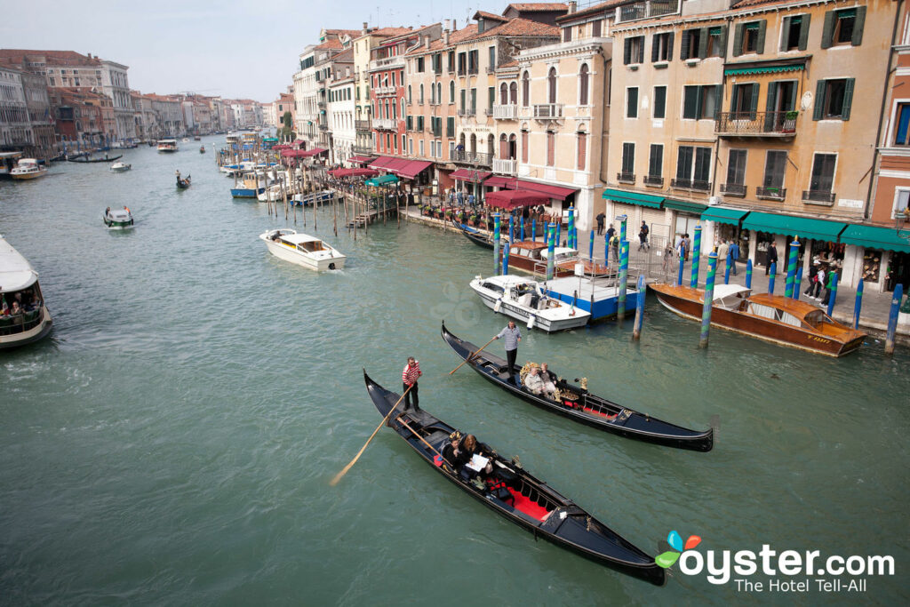 Veneza / Ostra
