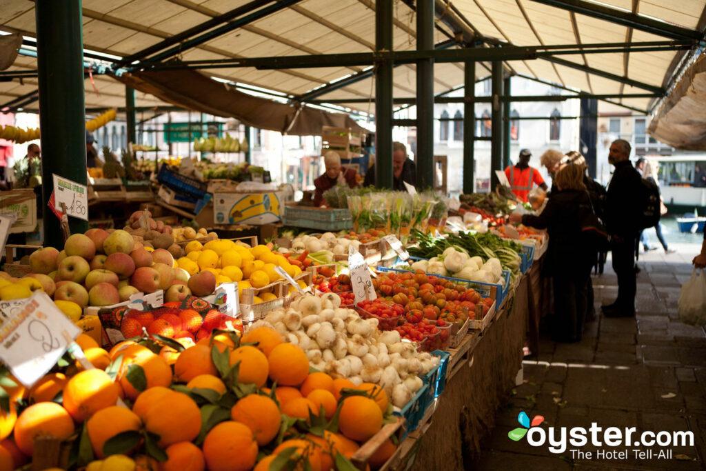 Rialto Market, Venice/Oyster
