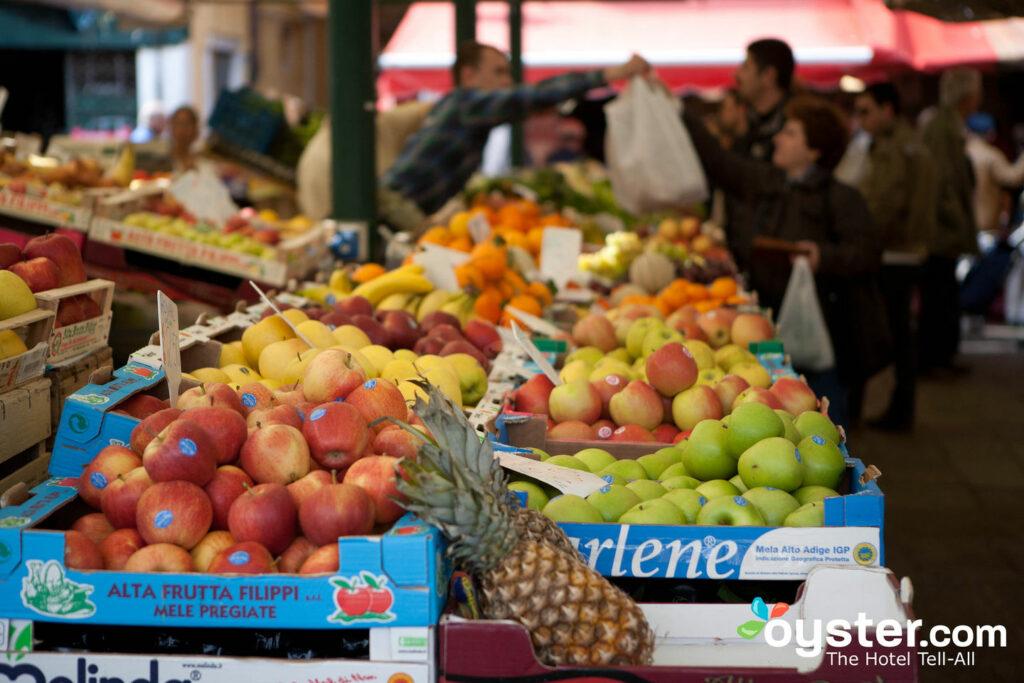 Mercado de Rialto, San Polo, Venecia / Oyster