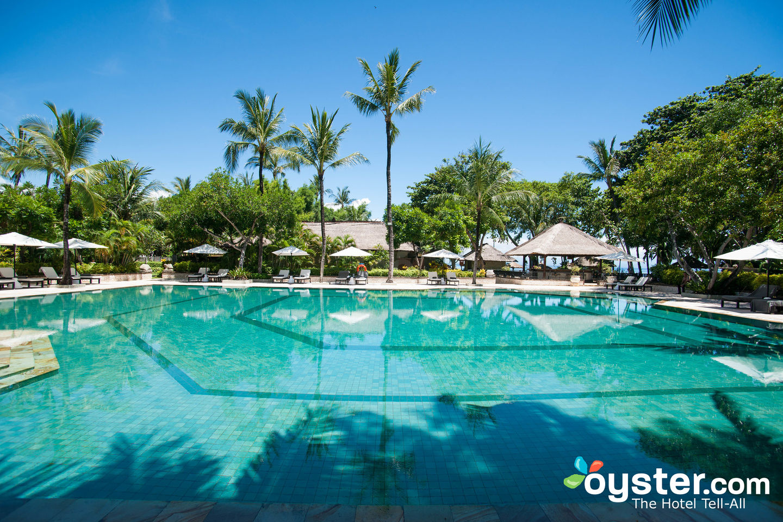 Melia Bali The Villa Pool At The Melia Bali Indonesia Oyster Com Hotel Photos