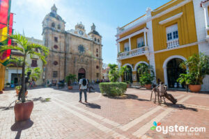 Walled City, Cartagena/Oyster