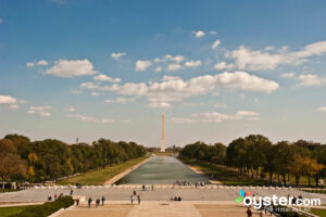 Washington Monument, National Mall/Oyster