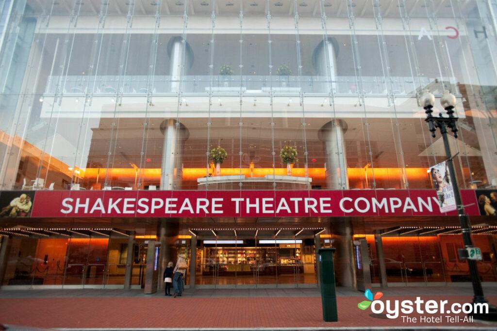 Shakespeare Theatre Company, Penn Quarter / Oyster