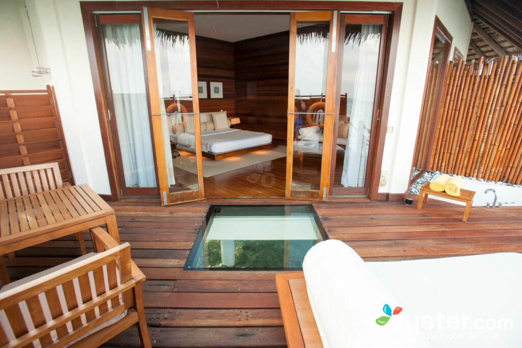 Water Villa at Adaaran Prestige Water Villas