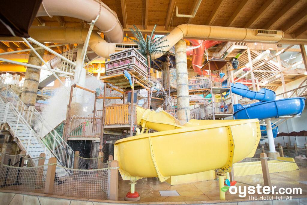 Water Park at the Chula Vista Resort