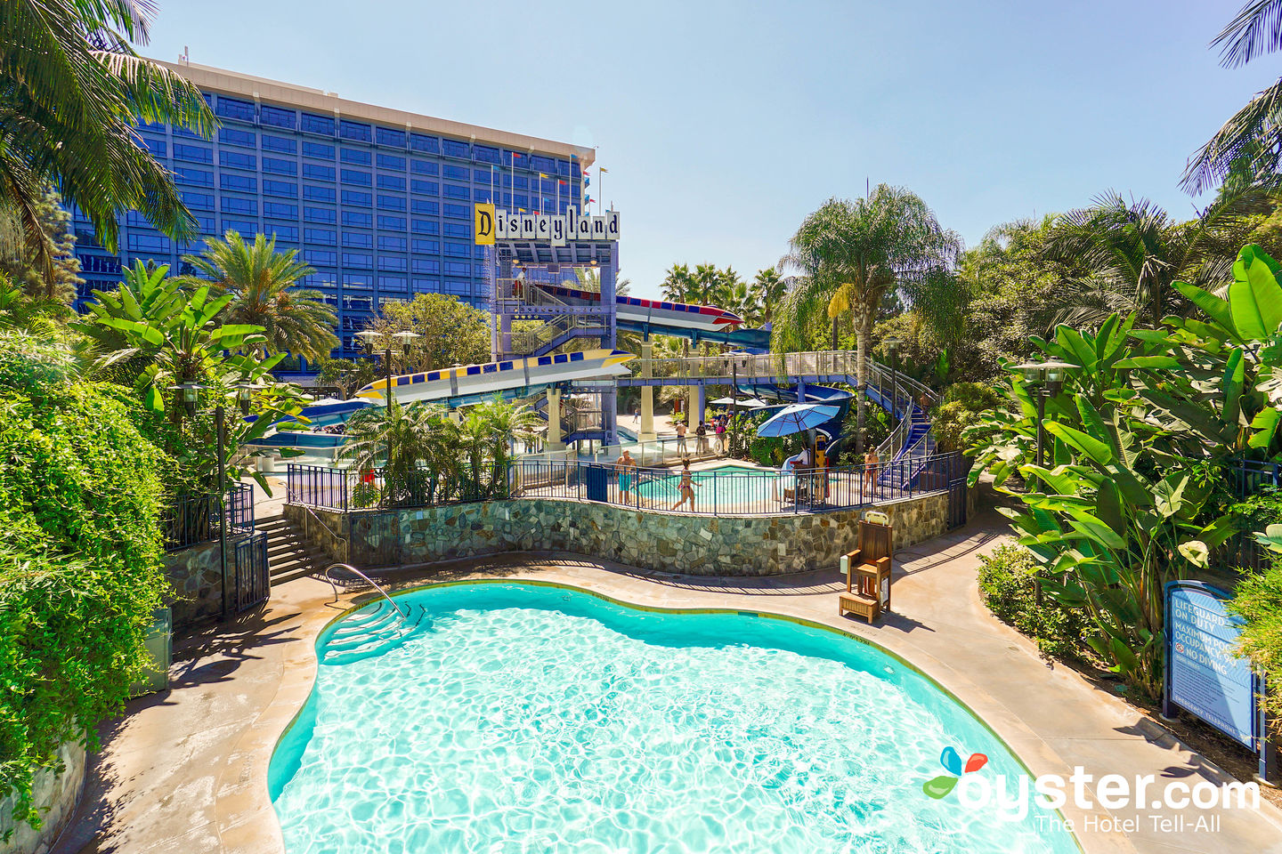 Disneyland Hotel The Standard View Room At The