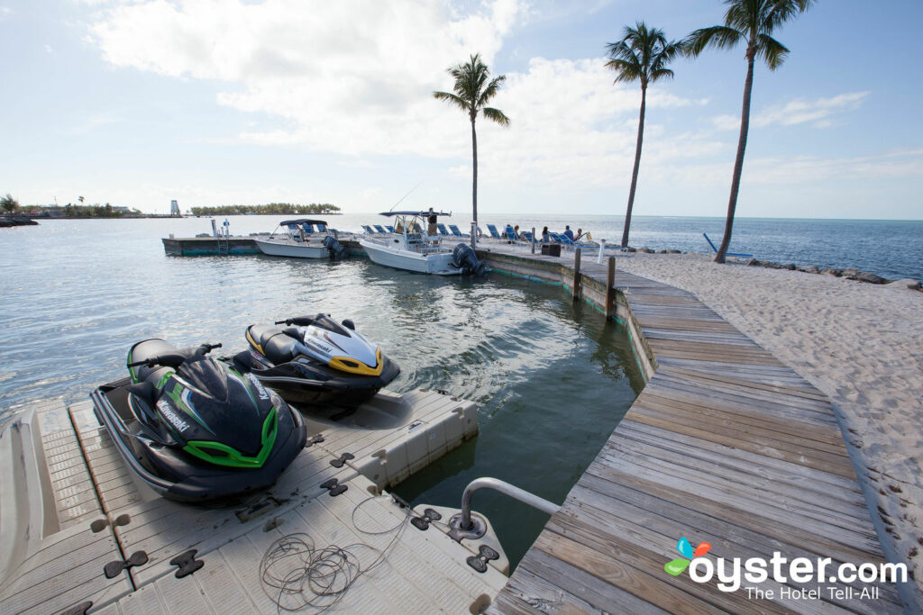 Watersports Bay at the Tranquility Bay Beach House Resort