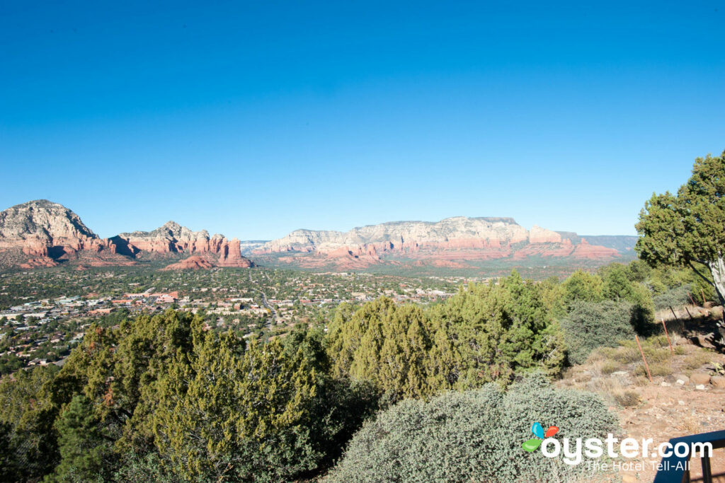 Sky Ranch Lodge, Sedona / Auster